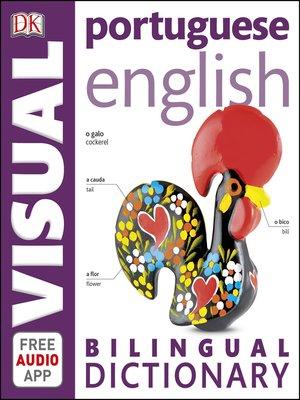cover image of Portuguese-English Bilingual Visual Dictionary