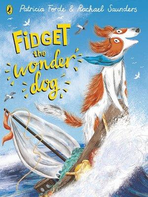 cover image of Fidget the Wonder Dog