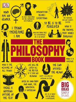 cover image of The Philosophy Book