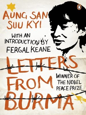 cover image of Letters From Burma