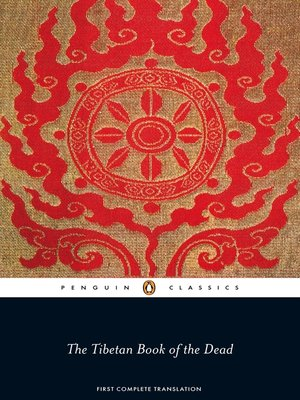 cover image of The Tibetan Book of the Dead