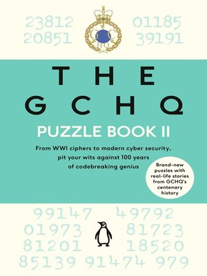 cover image of The GCHQ Puzzle Book II
