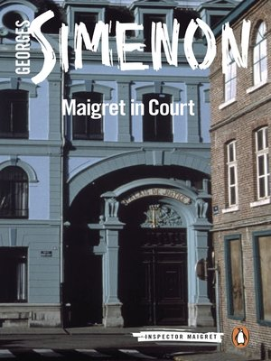cover image of Maigret in Court