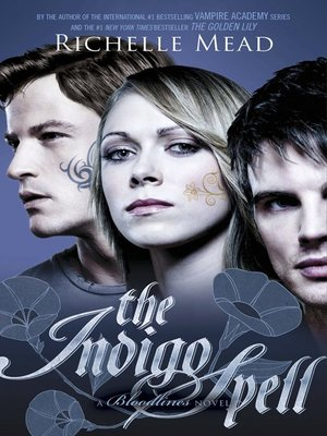 cover image of The Indigo Spell