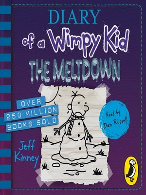 cover image of The Meltdown (Book 13)