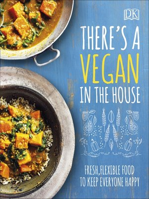 cover image of There's a Vegan in the House