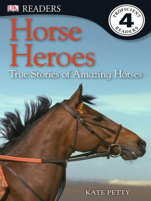 cover image of Horse Heroes