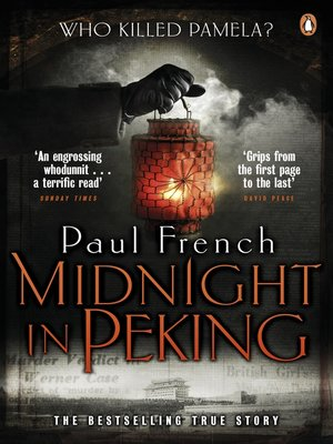 a literary analysis of midnight in peking a book by paul french Midnight feasts: two hundred & two  refining, and analysis of cane, beet, palm, maple,  junior guild of st paul's episcopal church the guild cook book.