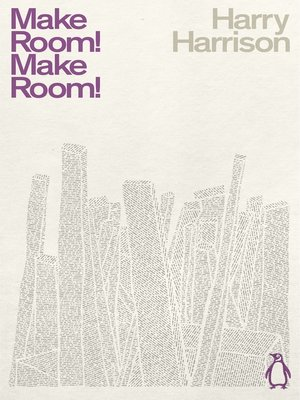 cover image of Make Room! Make Room!