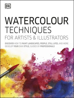 cover image of Watercolour Techniques for Artists and Illustrators