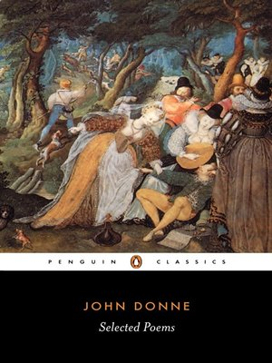 cover image of Selected Poems:  Donne