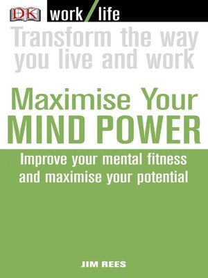 cover image of Maximise Your Mind Power