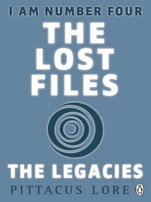 cover image of The Legacies