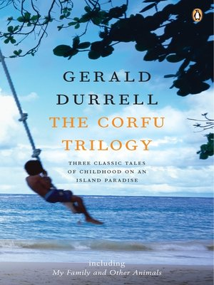 cover image of The Corfu Trilogy