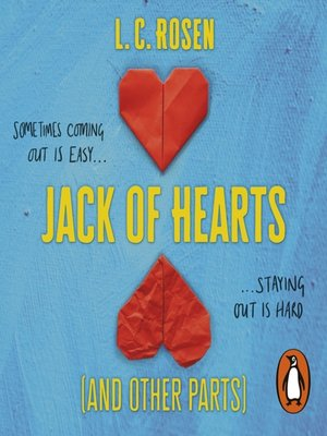 cover image of Jack of Hearts (And Other Parts)