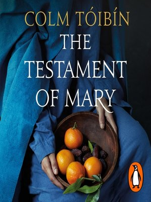 cover image of The Testament of Mary