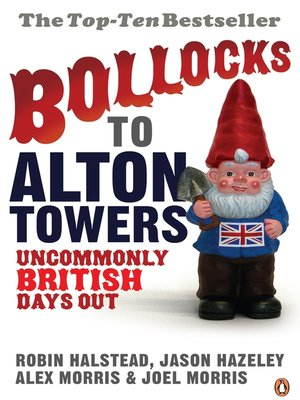 cover image of Bollocks to Alton Towers