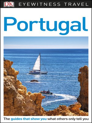 cover image of DK Eyewitness Travel Guide Portugal