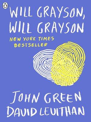 Download free will grayson, will grayson by john green best ebook.