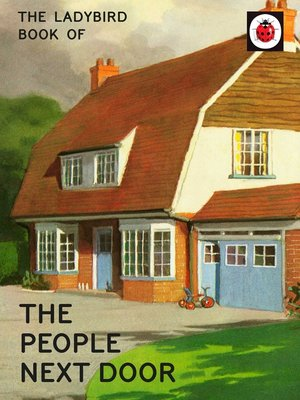 cover image of The Ladybird Book of the People Next Door