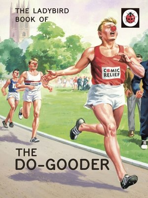 cover image of The Ladybird Book of the Do-Gooder