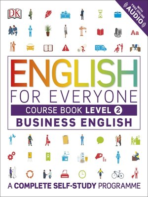 cover image of English for Everyone Business English Course Book Level 2