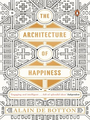 cover image of The Architecture of Happiness