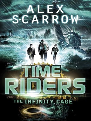 cover image of The Infinity Cage