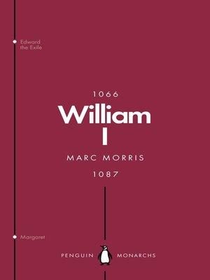 cover image of William I