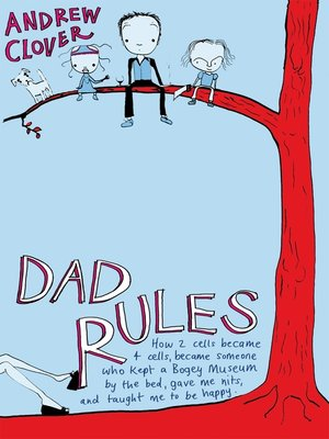 cover image of Dad Rules