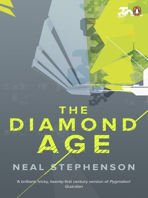 cover image of The Diamond Age