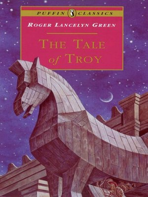 cover image of The Tale of Troy