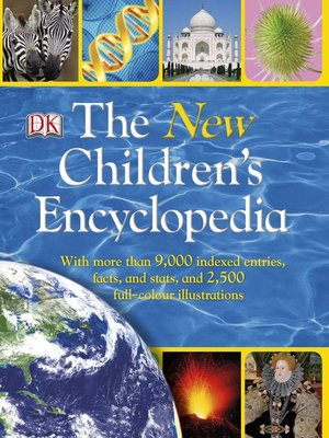 cover image of The New Children's Encyclopedia
