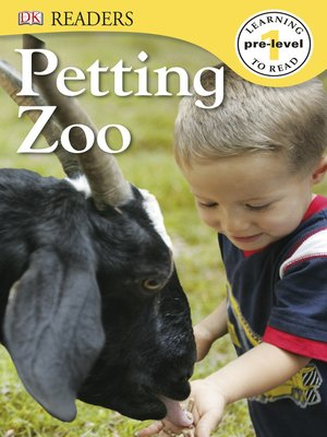 cover image of Petting Zoo
