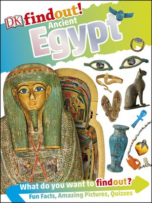 cover image of DKfindout! Ancient Egypt