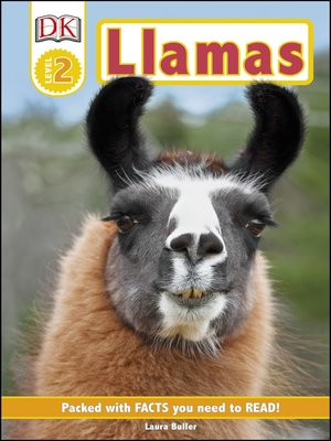 cover image of Llamas