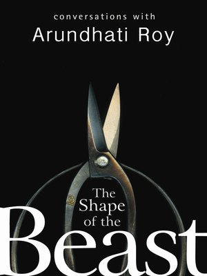 cover image of The Shape of the Beast