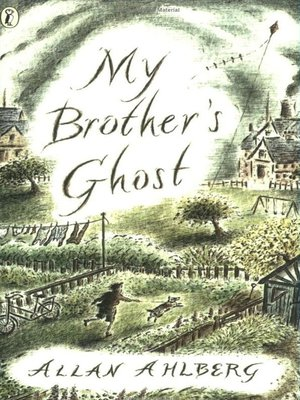 cover image of My Brother's Ghost