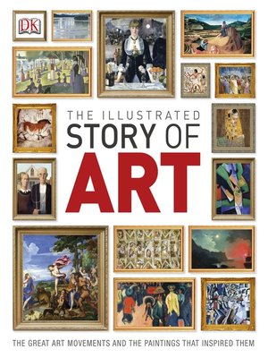cover image of The Illustrated Story of Art