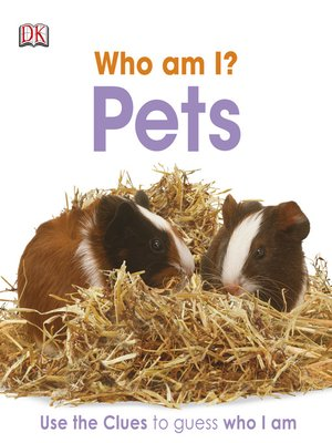 cover image of Who am I? Pets