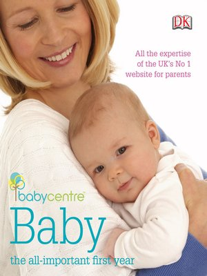cover image of Babycentre Baby-- the all-important first year