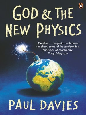 cover image of God and the New Physics