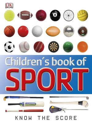 cover image of Children's Book of Sport