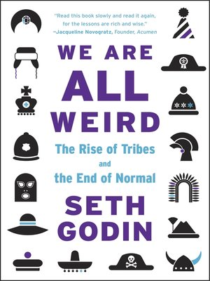 cover image of We Are All Weird