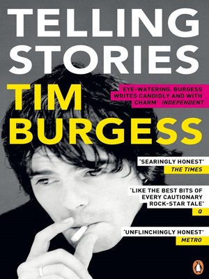 cover image of Telling Stories