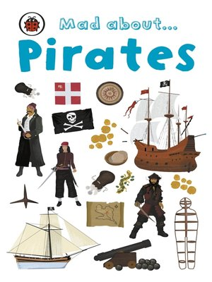 cover image of Mad About Pirates