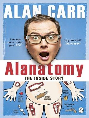 cover image of Alanatomy