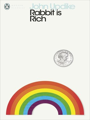 cover image of Rabbit is Rich