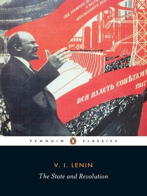 cover image of The State and Revolution