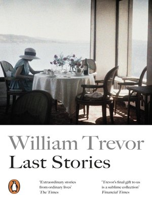 cover image of Last Stories